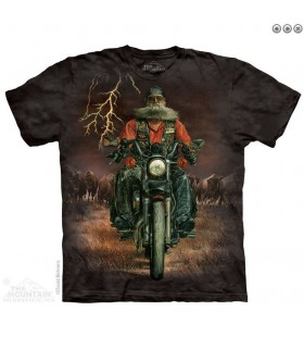 Coup de Tonnerre - T-shirt Biker The Mountain