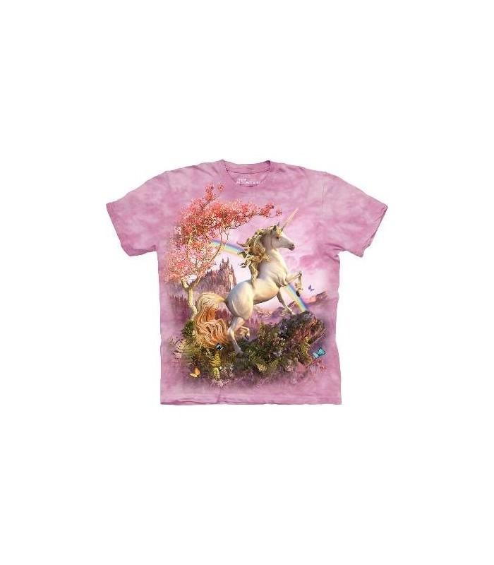 T-Shirt Licorne Impressionnante par The Mountain