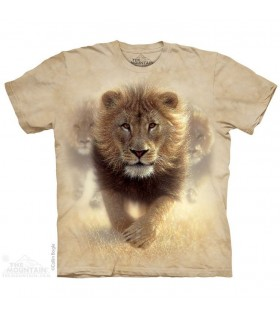 Eat My Dust Lion T Shirt The Mountain
