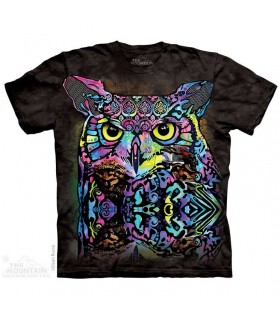 T-shirt Hibou Russo The Mountain
