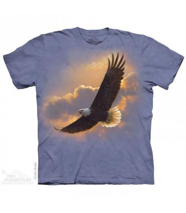 T-shirt Vol de l'Aigle The Mountain