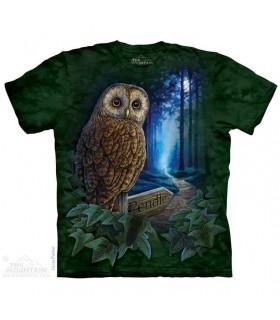 Le Chemin de la Sorcière - T-shirt Gothique The Mountain