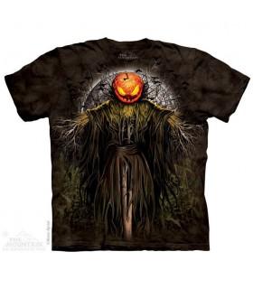 Pumpkin King - Halloween T Shirt The Mountain
