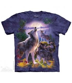 T-shirt Meute de Loups The Mountain