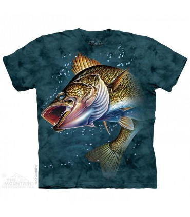 T-shirt Poisson Doré The Mountain