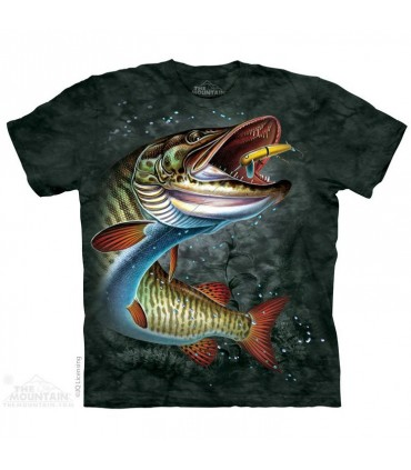 Muskie T Shirt The Mountain