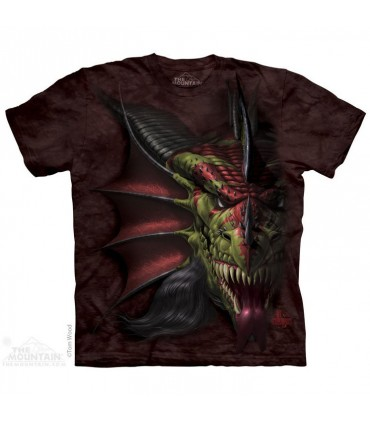 T-shirt Dragon Maléfique The Mountain