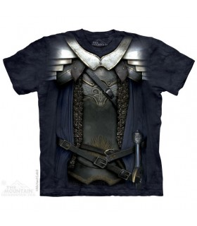 Liberation Armour Warrior T Shirt The Mountain