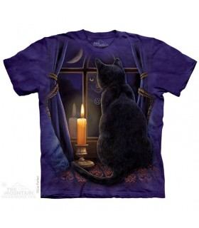 Midnight Vigil T Shirt The Mountain