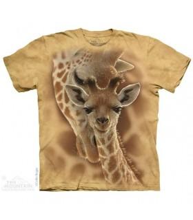 Newborn Giraffe T Shirt The Mountain