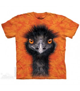 Emu T Shirt The Mountain