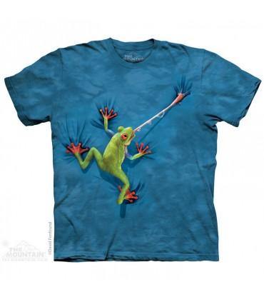 Langue de Grenouille - T-shirt Amphibien The Mountain