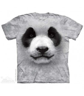 T-Shirt Panda par The Mountain