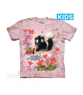 Baby Skunk T Shirt The Mountain
