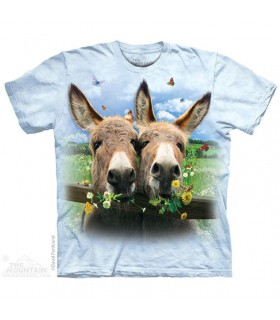 Donkey Daisy T Shirt The Mountain