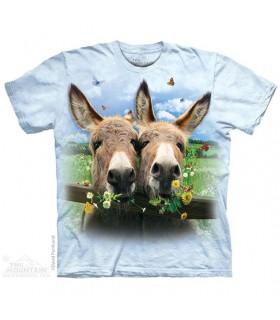 Donkey Daisy T Shirt The Mountain
