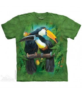 T-shirt Toucans The Mountain