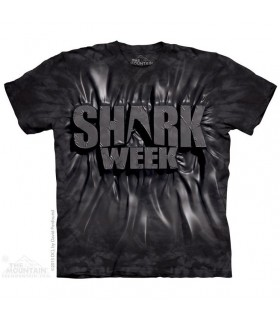 T-shirt Shark Week The Mountain