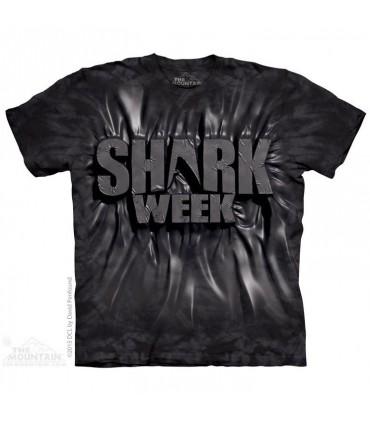 T-shirt Shark Week The Mountain