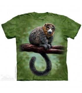 Lemur Totem T Shirt The Mountain