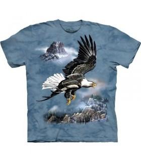 T-Shirt Patrouille des Crêtes par The Mountain