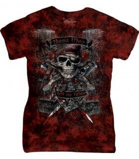T-shirt Pirate pour Femme The Mountain