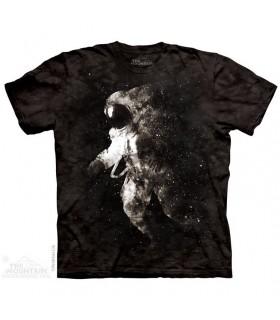 T-shirt Pas dans l'Espace The Mountain