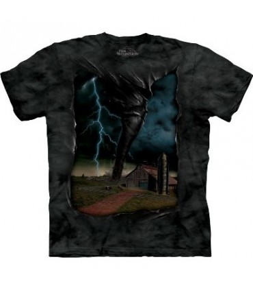 Twister - Landscape Shirt Mountain