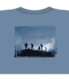 Awkward - Mountain Life T Shirt