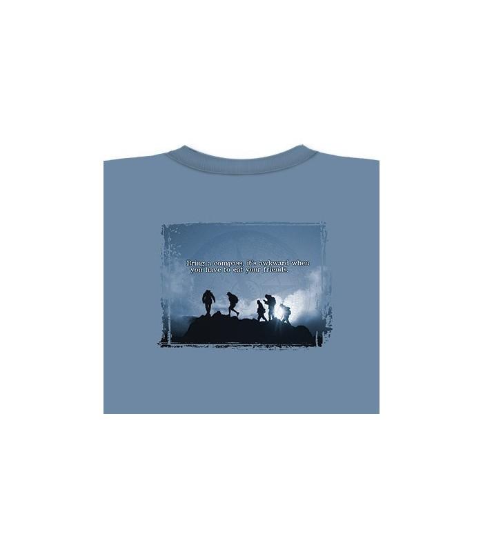 T-Shirt Maladroit par The Mountain