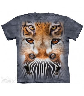 Zoo Face Totem T Shirt The Mountain