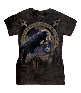 Le Talisman - T-shirt Femme Gothique The Mountain