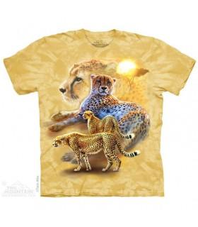 T-shirt Guépards The Mountain