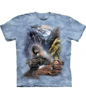 Retour à Telluride - T-shirt Western par The Mountain