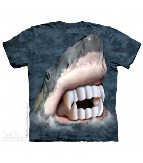 T-shirt Requin Vampire The Mountain