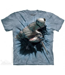 T-shirt Percée du Requin Marteau
