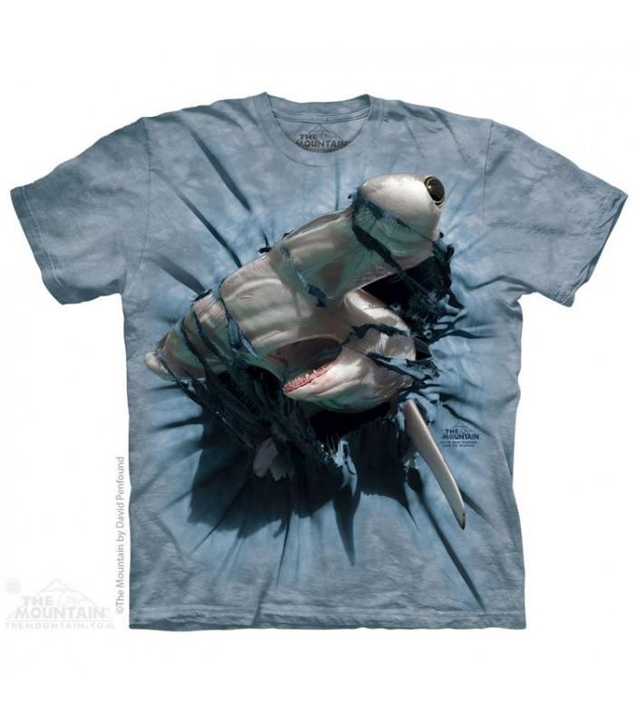 T-shirt Percée du Requin Marteau