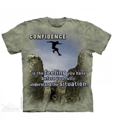 Sauteur en Extérieur - T-shirt aventure The Mountain