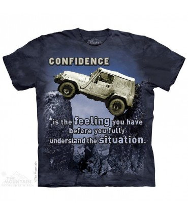T-shirt Jeep The Mountain