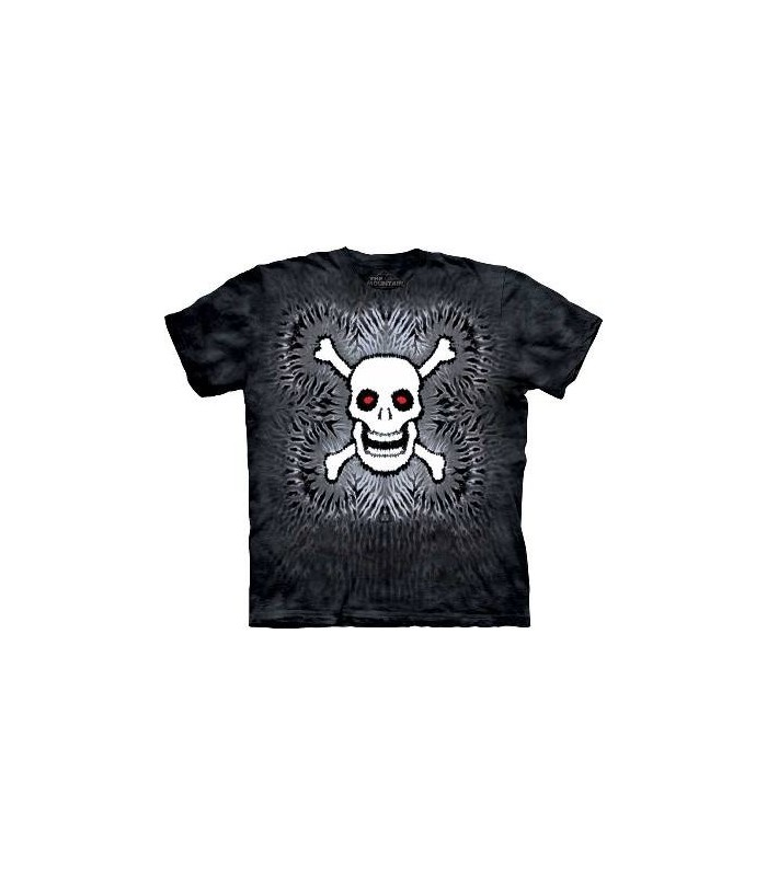 Skull and Bones - Streetwear T Shirt by the Mountain