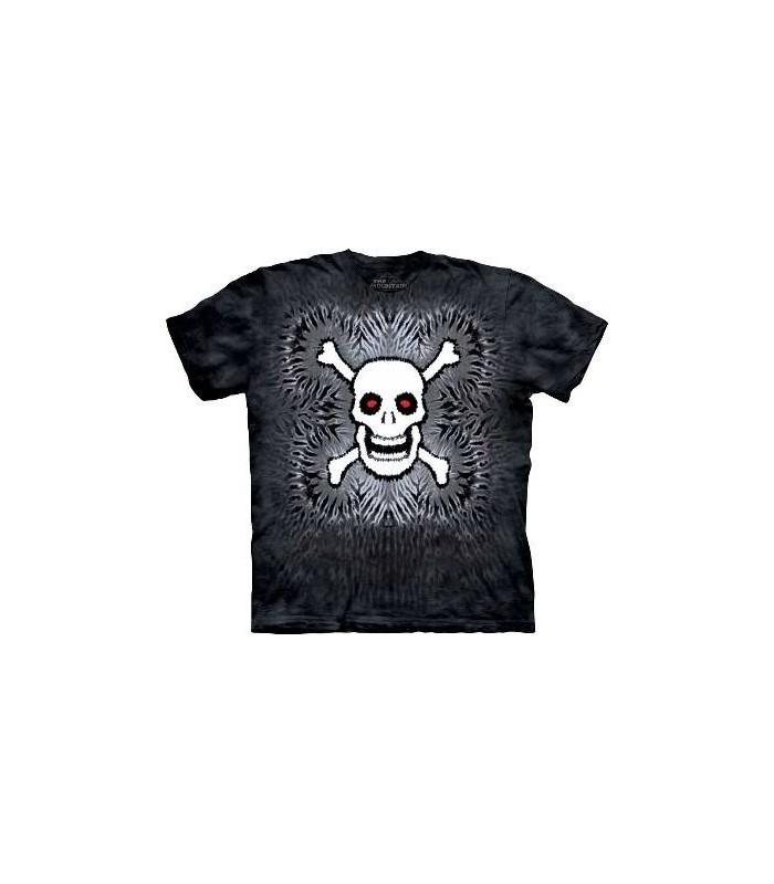 T-Shirt Crâne et Os par The Mountain