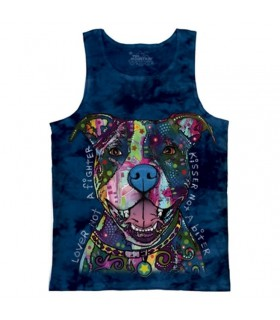 Russo Kisser Dog Tank Top