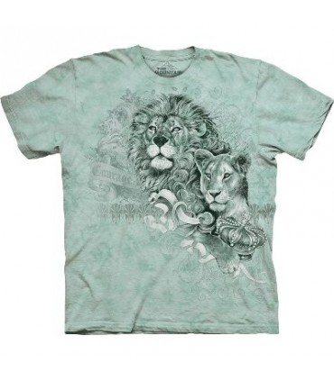 Courage - Zoo Animals T Shirt by the Mountain