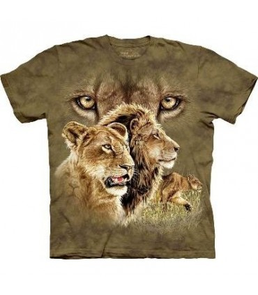 Trouver 10 Lions T-shirt animal The Mountain