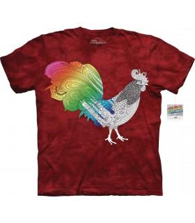 Cock-A-Doodle Colorwear T Shirt