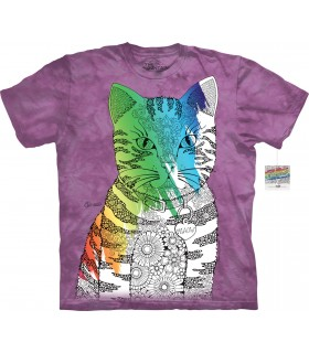 Miaow Colorwear T Shirt