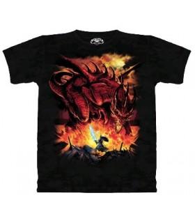 T-Shirt Dernière Résistance par The Mountain