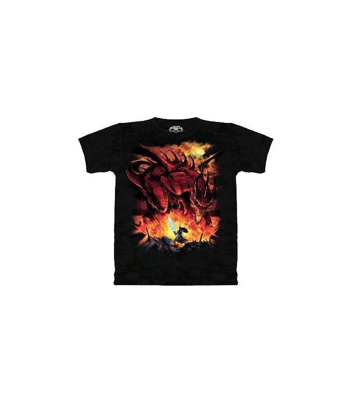 Last Stand - Fantasy T Shirt The Mountain