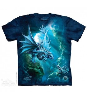 Sea Dragon Fantasy T Shirt