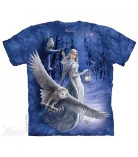 T-shirt Messager de la Nuit The Mountain